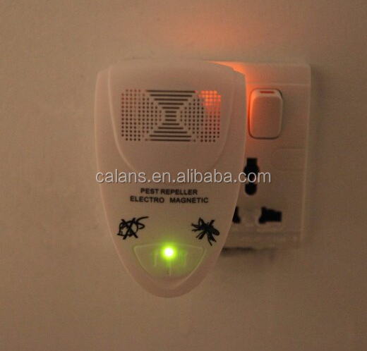 New Pest Control Ultrasonic Repellent- Best Electronic Plug In Pest Repeller