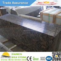 Cheap Price Baltic Brown Stone Granite Countertop Bar Top