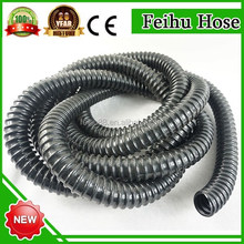 Industrial Water Conveying Pvc Hose/electrical conduit nipple/pvc spiral steel wire reinforced hose