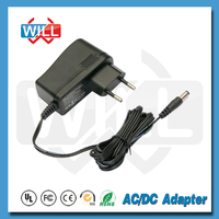 Factory universal Waterproof ac dc 1A 12v power adapter