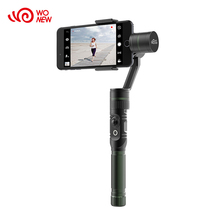 Auto-tracking Wonew handheld phone 3 axis stabilizing gimbal
