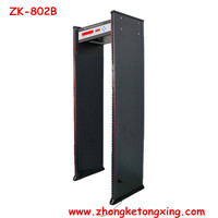 Used Walk Through Gold Detector, Archway metal detector door ZK-802 B, metal detectors factory