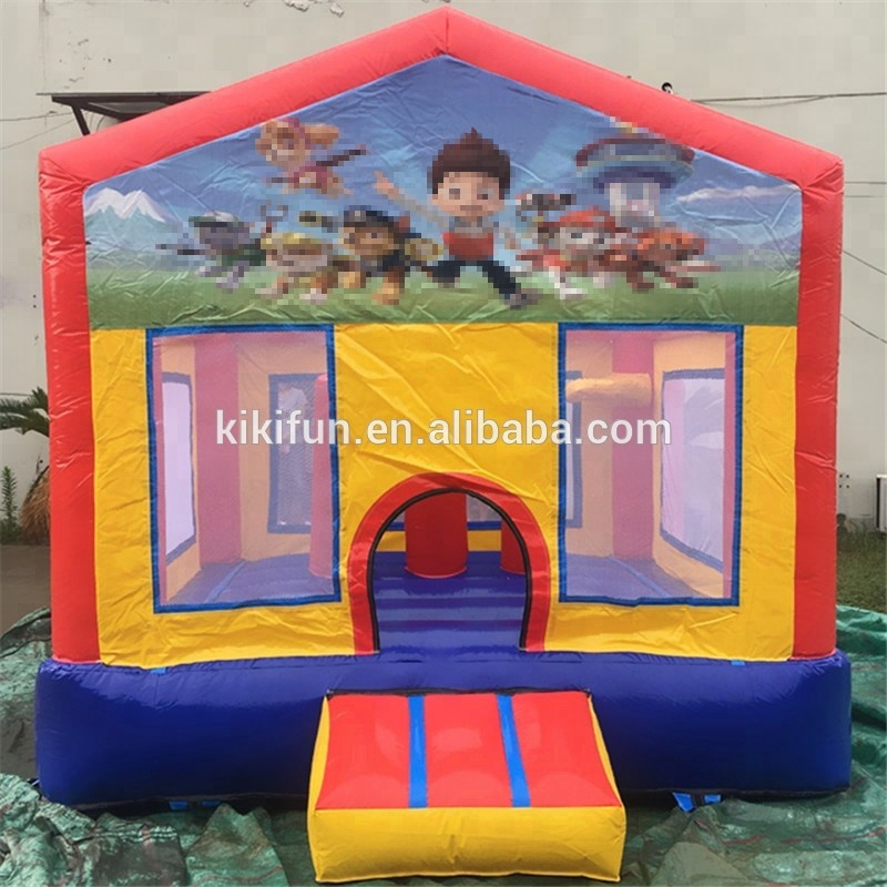 Playground outdoor inflatable adults bouncy castle / inflatable bounce castle for sale /commercial jumping castle kid play tent