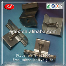 sheet metal auto part,precision metal machined part,metal roof parts