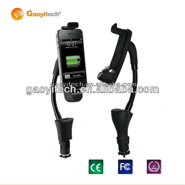 2013 Universal Car Holder Charger For iphone3,4,4S(HC83)