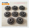 powder metallurgy double sintered gear for electric tools