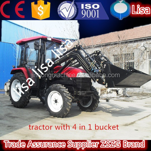 2015 <strong>CE</strong> 4 in 1 Front Loader Bucket/Tractor Mounted front end loader ,4 in 1 bucket bucket loader,wheel loader