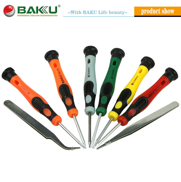 BAKU New Product Screwdriver Set( 9pcs in 1) BK 8700