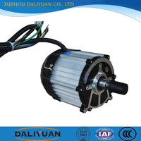 100w brushless dc motor 4000rpm 48v 1000W for electric cars