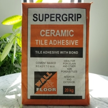 Grey or white Floor &amp; Wall Deformable Tile Glue <strong>Adhesive</strong>