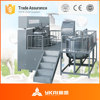 stainless steel chemical reactor, detergent mixer machine, emulsifying mixer for chemical