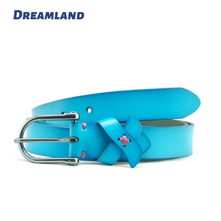 Western Show Design Replica Genuine Leather Belts Wholesale
