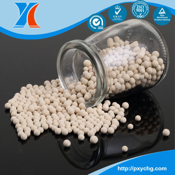 3A Molecular Sieve for Drying of Liquid Alcohol and Refrigerants