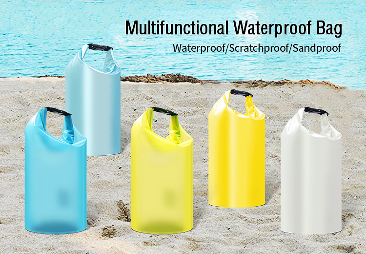 Free sample Ultralight Pvc Mesh Waterproof Sack Boat Dry Bags