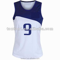 Mens sublimation design your own volleyball jersey