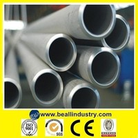 Inconel 600 Alloy Steel Seamless round pipe prime quality
