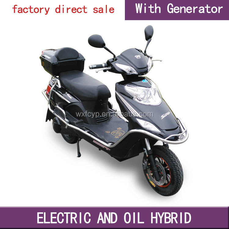 ladies 800cc 72v electric motorcycle with motor