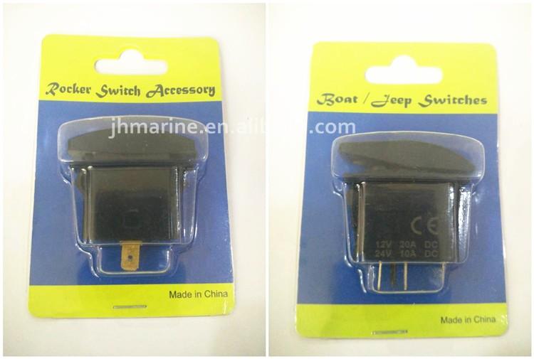 Atv 4x4 Jeep Jk 12v Led Rocker Switch With Wiring Diagram
