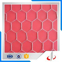 Galvanized Hexagonal Wire Mesh Fence For Animals