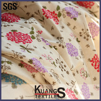 textiles poplin printed 100% cotton fabric