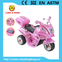 three wheels simple Ride on car Children Motorcycle