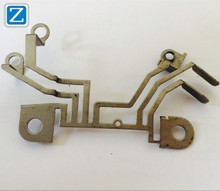 Precision Stamping Die Produced Custom Mild Steel Stamping Parts