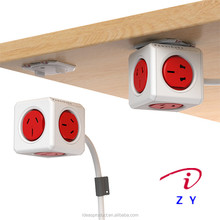 PowerCube multiplier sockets with 5 outlets magic multi-plug sockets