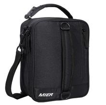 MIER Insulated Lunch Box <strong>Bag</strong> Expandable Lunch Pack for Men And Women