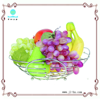 The New Product Of Metal Fruit Basket Kitchen Accessories