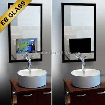 Bathroom Mirror Tv Hidden Television Waterproof Tv Mirror