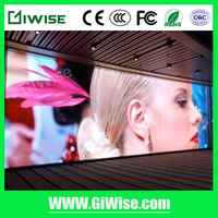 High resolution indoor P6 LED module new advertising material television broadcast wholesale price good quality