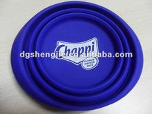 2012 new silicone dog feeder for big pet dog