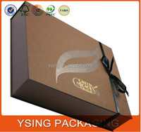 Recyclable Custom packaging cardboard paper gift set perfume box