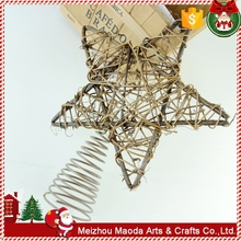 Christmas decoration star shape outdoor christmas decorations