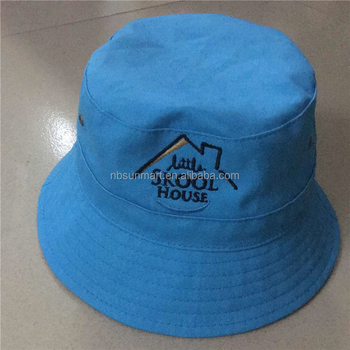 High quality bucket hat