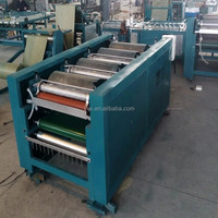 Kraft paper bags and geotextile printing machine
