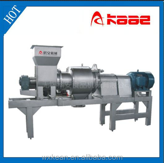 Fruit and vegetable paste making Machine manufacturd in Wuxi Kaae