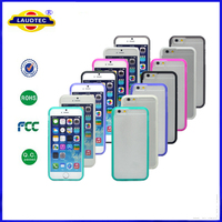 TPU+PC Bumper hard case cover for iPhone 6 4.7,2014 Latest New coming