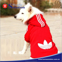 Sweater for big puppy dog clothes pet outdoor sports apparels wholesale