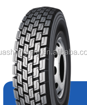 STRONG TRACTION AND BREAKING POWER TRUCK TIRE 295/80R22.5 HS202
