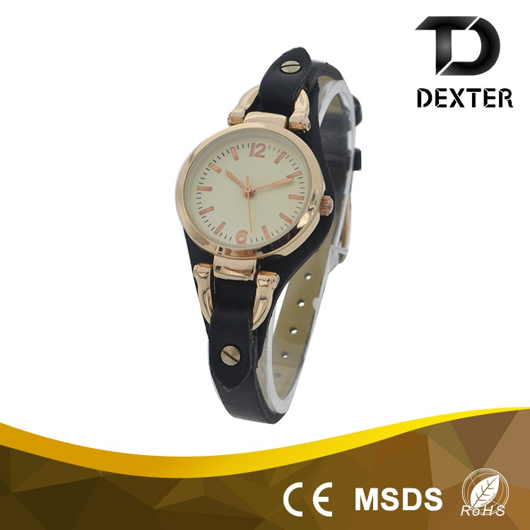 Ladies bangle watch women bracelet watch for small wrist