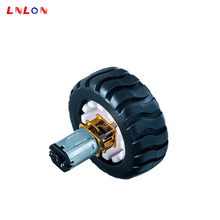 small dc electric motor gear box for car