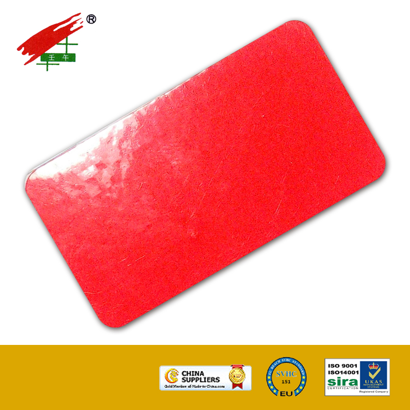 Outdoor Use Powder Paint---Traffic Red