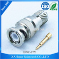 XAHonor's Crimp Type BNC Male RF Connector