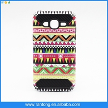New arrival fashion Camo print 2in1 cell phone cover for samsung J5