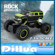 1:14 4CH RC Rock Crawler RC Monster Truck