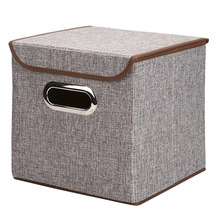 Organize clothes storage fabric storage box
