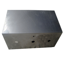 stainless steel sheet metal box fabrication with rich experience