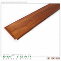 coffee color indoor bamboo floor strand woven bamboo flooring