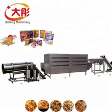 Corn flakes/corn chips making/production/processing machines line